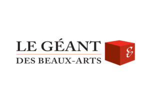 logo le geant des beaux arts - pour medecins de l'imaginaire