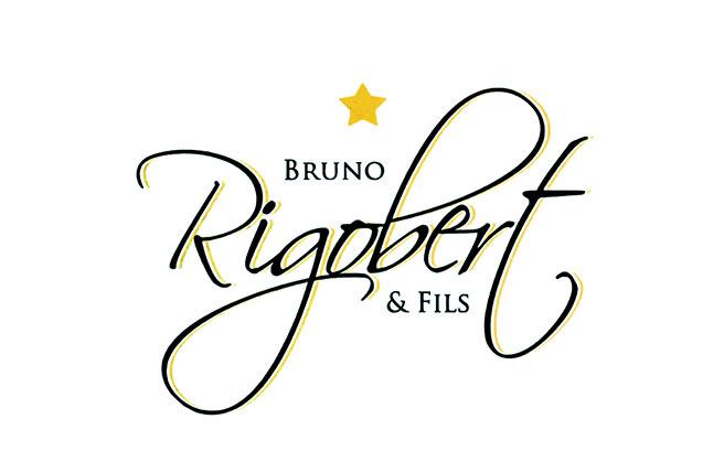 logo champagne rigobert - pour medecins de l'imaginaire
