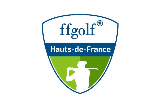 logo ffgolf hauts de france ligue - pour medecins de l'imaginaire