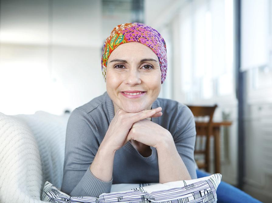 photo femme bandana - medecins de l'imaginaire