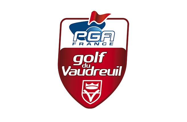 logo golf de vaudreuil pga francey pour medecins de l'imaginaire